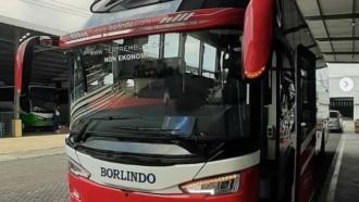 Ada Yang Unik Di Bus Baru PO Borlindo, Apa Itu?