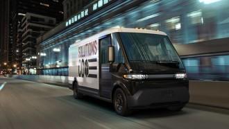 GM Akan Perkenalkan Dua Kendaraan Komersial Listrik Dalam Waktu Dekat