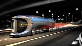 Jika Pembuat Supercar Bikin Truk, Seperti Ini Wujudnya