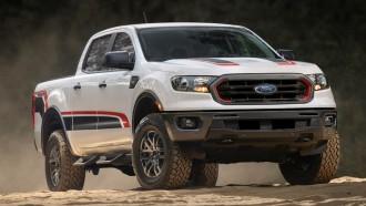 Ford Ranger Kini Punya Paket Modifikasi Tremor, Makin Asyik Buat Offroad