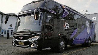 Seperti Ini Sosok Bus Rans Cilegon FC Dari Juragan 99