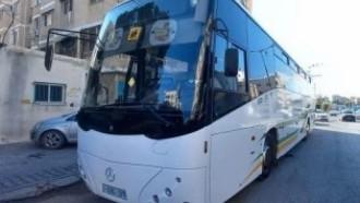Bus Sekolah Donasi Indonesia Siap Beroperasi Di Palestina
