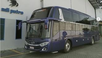 Serba Beda Di Bus Baru PO Sinar Jaya, Seperti Apa?