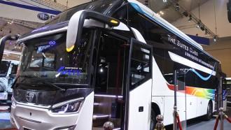 Ini Sistem Keselamatan Bodi Bus Suite Class Yang Terlibat Tabrakan di Tol Ungaran