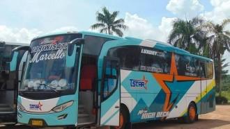 Kisah Sedih Bus Pariwisata Asal Lampung, Mati Suri Karena Pandemi