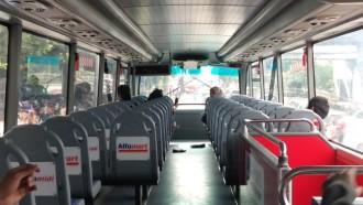 Makassar Siap Operasikan Bus Wisata Gratis Tahun Ini