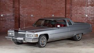 Cadillac Mirage, Pikap Mewah Pertama Di Dunia