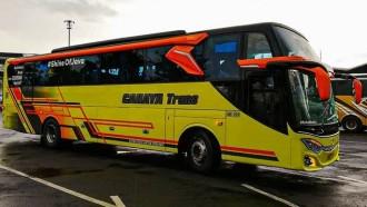 Dari Parung Ke Prambanan Kini Bisa Langsung Naik Bus Ini