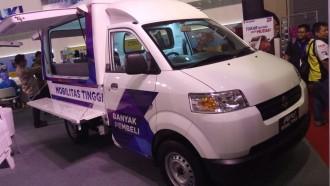 Rayakan Ultah Ke-50 Suzuki Sumbang Mobil Ke Sekolah, Termasuk Mega Carry