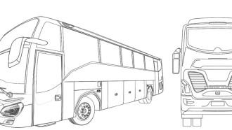 Gandeng Karoseri Morodadi Prima, Mercedes-Benz Gelar Kreasi Bus Impian