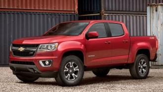 Next Gen Chevrolet Colorado Akan Gunakan Satu Tipe Mesin Saja