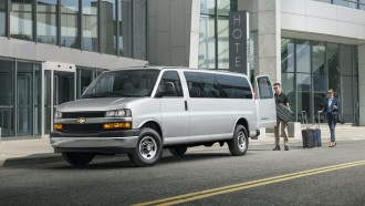 Chevrolet Express, Van Yang Menolak Untuk Punah