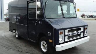 Multi-Stop Truck, Van Mengotak Yang Populer Di Amerika