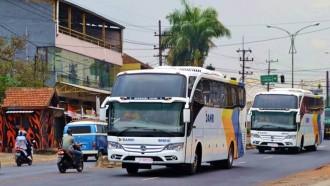 Sambut Libur Natal dan Tahun Baru, Ada Bus Sehat Dari Damri