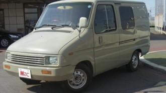 Toyota Deliboy, Van Unik Berumur Pendek
