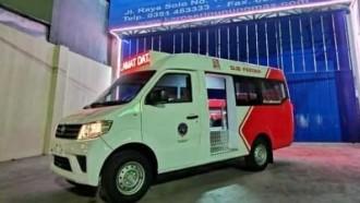 Begini Penampakan DFSK Super Cab Versi Angkot