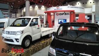 DFSK Kirim Pikap Dieselnya Ke Maroko