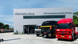 Perluas Pasar Di Jawa Timur, Mercedes-Benz Resmikan Dealer Baru