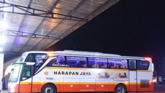 Beli Tiket Bus On-line, Ya Wajib On-time