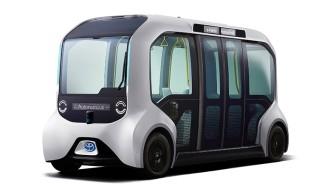 Mengenal e-Palette Kendaraan Otonom Untuk Olimpiade 2020 Jepang