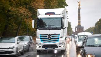 Tahun Depan Daimler Trucks Akan Libatkan Konsumennya Menguji Truk Listrik