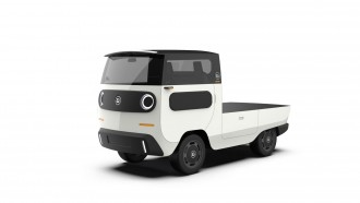 Mobil Listrik eBussy, Punya 10 Model Niaga Berbeda