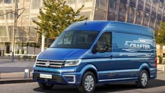 Sempat 'Numpang' Produksi, Kini Pabrik Van Listrik VW e-Crafter Pindah Lokasi