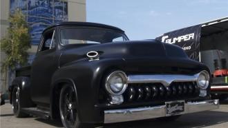 Ford 100 '55 Expendables, Pikap Bintang Layar Lebar