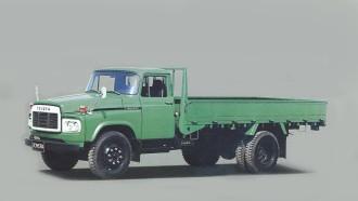 Truk Toyota Buaya, Truk Besar Pertama Dan Terakhir