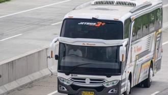 Akhir Tahun, Dua Karoseri Bus Malang Pamer Bodi Baru