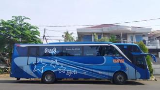 PO GMS Buka Pemberangkatan Pagi Rute Jakarta-Wonogiri