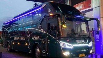 PO Shantika Miliki Bus Suite Class, Pertama Di Muria Raya