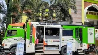 ACT Siapkan Armada Bantuan Banjir, Mulai Ambulans Sampai Food Truck