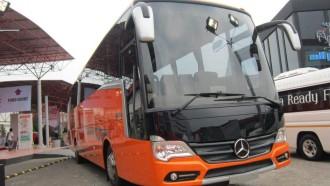 Telisik Harga Sasis Bus Mercedes-Benz, Mana Yang Paling Murah?