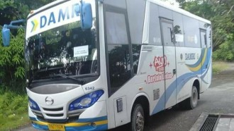 Mengenal Layanan Bus Perintis Damri, Layani Hingga ke Pelosok Negeri
