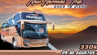 Bingung Mau Jalan-jalan Akhir Bulan? Ikut Open Trip Bus Ini