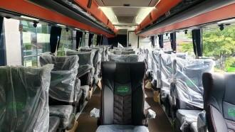 Sudiro Tungga Jaya Hadirkan Bus Social Distancing, Ini Rutenya