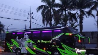 PO Haryanto Buka Pemberangkatan Malam Bus Jakarta-Pekalongan