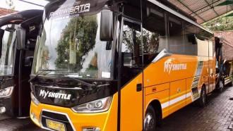 Bus My Shuttle Buka Layanan Area Ngapak ke Blora dan Cepu!