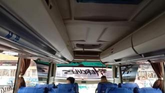 Simak Plus Minus Perjalanan Bus Di Siang Hari