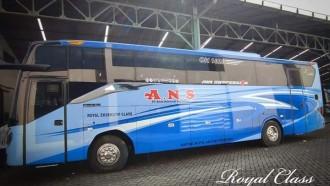 PO ANS Siapkan Bus Baru Berkaca Tunggal