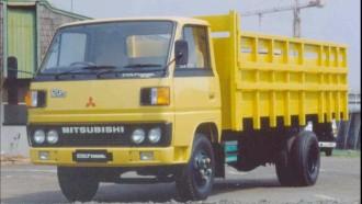 Generasi IV Mitsubishi Canter, Pelopor Pengguna Seragam Kuning Pada Colt Diesel