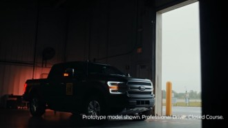 Ford Pamer Kemampuan Prototipe Pikap F-150 Bertenaga Listrik
