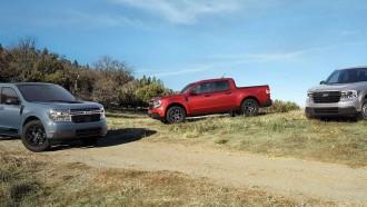 Ford Maverick Resmi Mengaspal, Versi Hybrid Dijual Rp 300 Jutaan