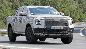 Ford Ranger Baru Tampak Sedang Uji Coba, Akankah Ada Versi Hybrid?