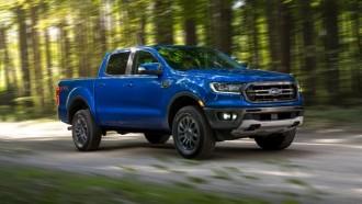 Ford Ranger Mengurangi Fitur Mewahnya, Menjelang Ganti Model Baru