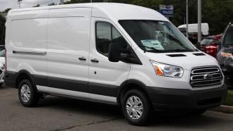 Ford Transit, Van Yang Digemari Oleh Bandit Dan Polisi