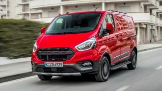 Ford Kenalkan Varian Transit Dengan Ciri Raptor