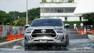 Harga New Hilux Double Cabin, Cuma Naik Rp 3-7 Jutaan Dari Model Lamanya