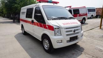 Selain Blind Van, DFSK Gelora Juga Ada Versi Ambulans